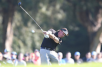 02/17/13 Pacific Palisades, CA: Phil Mickelson during  the Final Round of the Northern Trust Open held at Riviera Country Club.