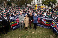 28.10.2016 - Justice For 'Marine A' Sgt. Alexander Blackman - Demo