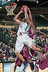 NCAA Basketball - UALR vs. UNT
