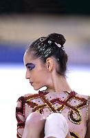October 20, 2001; Madrid, Spain:  ANAHI SOSA of Argentina, portrait at 2001 World Championships at Madrid.