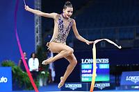 August 31, 2017 - Pesaro, Italy - EVITA GRISKENAS of USA at 2017 World Championships Pesaro, Italy.