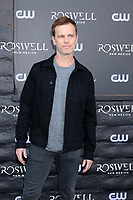 "LOS ANGELES - JAN 10:  Trevor St John at the ""Roswell, New Mexico"" Experience at the 8801 Sunset Blvd on January 10, 2019 in West Hollywood, CA"