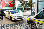 Gardai Attending the scene of an incident at Abbey court on Friday.