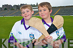 Conal Gallagher and Darragh  Cretin enjoyed the fun and craic of the GAA Cu?l Camp in Killarney last week.