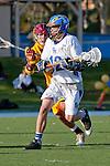 Rancho Santa Margarita, CA 04/30/10 - Kyle Spierkel (Santa Margarita #12) in action during the Rancho Santa Margarita CHS-Torrey Pines boys varsity lacrosse game.