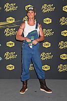 06 June 2018 - Nashville, Tennessee - Earl Dibbles Jr., Granger Smith. 2018 CMT Music Awards held at Bridgestone Arena.  <br /> CAP/ADM/LF<br /> &copy;LF/ADM/Capital Pictures
