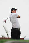 Maarten Lafeber teeing  off on the third on day one of the Abu Dhabi HSBC Golf Championship 2011, at the Abu Dhabi golf club 20/1/11..Picture Fran Caffrey/www.golffile.ie.