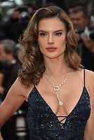 Alessandra Ambrosio<br /> CANNES, FRANCE - MAY 15: Arrivals at the screening of 'Solo: A Star Wars Story' during the 71st annual Cannes Film Festival at Palais des Festivals on May 15, 2018 in Cannes, France. <br /> CAP/PL<br /> &copy;Phil Loftus/Capital Pictures