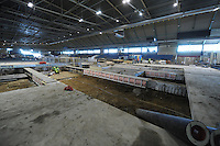 SCHAATSEN: HEERENVEEN: IJsstadion Thialf, 08-06-15, Ver(nieuw)bouw, ©foto Martin de Jong
