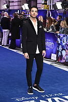"Omar Hazan<br /> arriving for the ""Onward"" premiere at the Curzon Mayfair, London.<br /> <br /> ©Ash Knotek  D3556 23/02/2020"