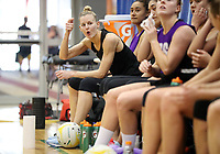 09.10.2018 Silver Ferns Katrina Grant during training in  Townsville. Mandatory Photo Credit ©Michael Bradley.