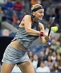Petra Kvitova (CZE) defeated Garbine Muguruza (ESP)  7-6, 6-3