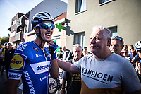 23-year old Jannik Steimle (GER/Deceuninck Quick Step) wins the 104th Kampioenschap van Vlaanderen 2019<br /> <br /> One Day Race: Koolskamp > Koolskamp 186km (UCI 1.1)<br /> ©kramon