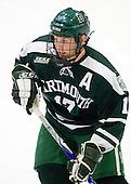 Scott Fleming (Dartmouth - 17) - The Harvard University Crimson defeated the Dartmouth College Big Green 4-1 (EN) on Monday, January 18, 2010, at Bright Hockey Center in Cambridge, Massachusetts.