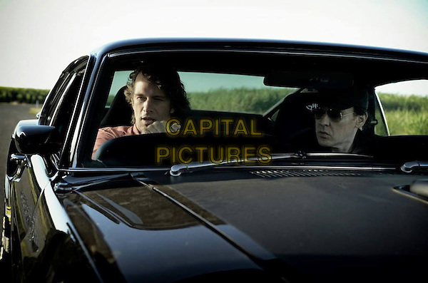 Thomas Jane, John Cusack<br /> in Drive Hard (2014) <br /> *Filmstill - Editorial Use Only*<br /> CAP/FB<br /> Image supplied by Capital Pictures