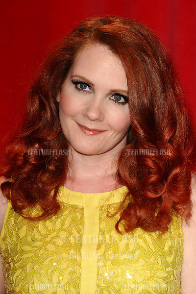Lizzie McAlpine arriving for the 2014 British Soap Awards, at the Hackney Empire, London. 24/05/2014 Picture by: Steve Vas / Featureflash