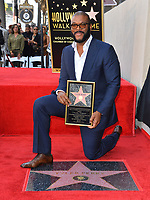 Tyler Perry Star Ceremony