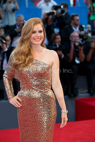 Amy Adams  at the premiere of Nocturnal Animals at the 2016 Venice Film Festival.<br /> September 2, 2016  Venice, Italy<br /> CAP/KA<br /> &copy;Kristina Afanasyeva/Capital Pictures /MediaPunch ***NORTH AND SOUTH AMERICAS ONLY***