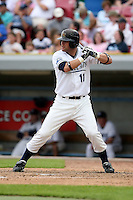 June 14th 2008:  Ron Bourquin of the West Michigan Whitecaps, Class-A affiliate of the Detroit Tigers, during a game at Fifth Third Ballpark in Comstock Park, MI.  Photo by:  Mike Janes/Four Seam Images