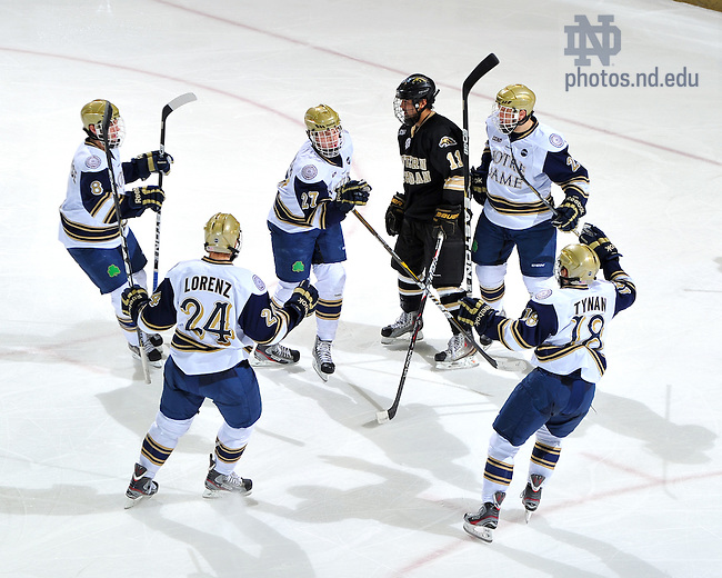 Jan. 13, 2012; Hockey..Photo by Matt Cashore