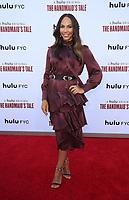 "6 August 2019 - Westwood, California - Amanda Brugel. Hulu's ""The Handmaid's Tale"" Celebrates Season 3 Finale held at Regency Village Theatre.   <br /> CAP/ADM/FS<br /> ©FS/ADM/Capital Pictures"