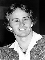 Undated File Photo of <br /> F-1 driver Gilles Villeneuve, in Montreal, Canada<br /> <br /> The father of BAR team driver Jacques Villeneuve ,<br /> Gilles Villeneuve was born  on 18 January, 1950 in Canada.<br /> His first F1 race ( for McLaren team) was at Silverstone in 1977. At the end of the season, he was invited by Enzo Ferrari to join their team, winning 6 Grand Prix for Ferrari.<br /> <br /> Well know for his ``all or nothing`` style of racing,<br /> he died after a collision during qualification for the Zolder Grand Prix in 1982