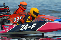 24-F and 43-B  (Outboard Runabout)