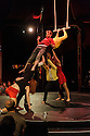 Silver Lining and Jackson's Lane present &quot;Throwback&quot;, in the Lafayette, at the Circus Hub, as part of the Edinburgh Festival Fringe. Performers are: Ulrike Storch<br /> Sammy Dinneen<br /> Craig Dagostino<br /> LJ Kalyn Marles<br /> Tom Ball<br /> Niamh O&rsquo;Reilly.