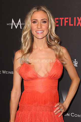 BEVERLY HILLS, CA - JANUARY 08: Kristin Cavallari at The Weinstein Company and Netflix Golden Globe Party at The Beverly Hilton Hotel on January 8, 2017 in Beverly Hills, California. Credit: Faye Sadou/MediaPunch