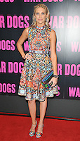 Stephanie Pratt at the &quot;War Dogs&quot; gala film screening, Picturehouse Central, Corner of Shaftesbury Avenue &amp; Great Windmill Street, London, England, UK, on Thursday 11 August 2016.<br /> <br /> &copy;CAN/Capital Pictures / MediaPunch  ** USA and South America ONLY**