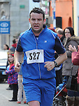 Dermot Nugent taking part n the Saint Vincent de Paul 5Km run. Photo: Colin Bell/pressphotos.ie