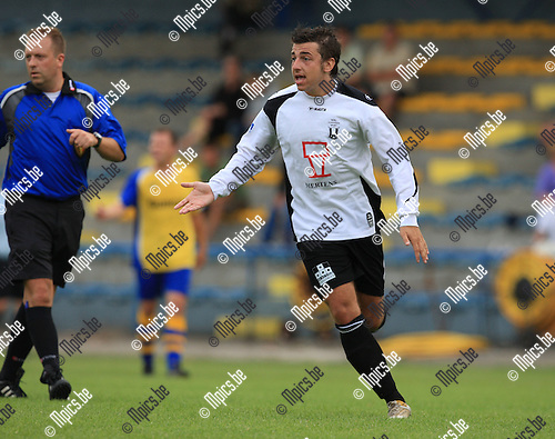 2010-07-25 / Voetbal / seizoen 2010-2011 / Vlimmeren Sport / Jef Vos..Foto: mpics