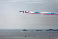 2019 07 07 Red Arrows, Swansea, Wales, UK