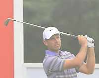 Charl Schwartzel (USA) on the 11th tee during Round 3 of the CIMB Classic in the Kuala Lumpur Golf & Country Club on Saturday 1st November 2014.<br /> Picture:  Thos Caffrey / www.golffile.ie