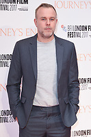 "director, Saul Dibb<br /> arriving for the London Film Festival 2017 screening of ""Journey's End"" at the Odeon Leicester Square, London<br /> <br /> <br /> ©Ash Knotek  D3320  06/10/2017"