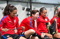 USWNT Training, May 31, 2016