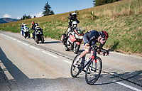Pavel Sivakov (RUS/INEOS Grenadiers) bombing the descent<br /> <br /> Stage 16 from La Tour-du-Pin to Villard-de-Lans (164km)<br /> <br /> 107th Tour de France 2020 (2.UWT)<br /> (the 'postponed edition' held in september)<br /> <br /> ©kramon