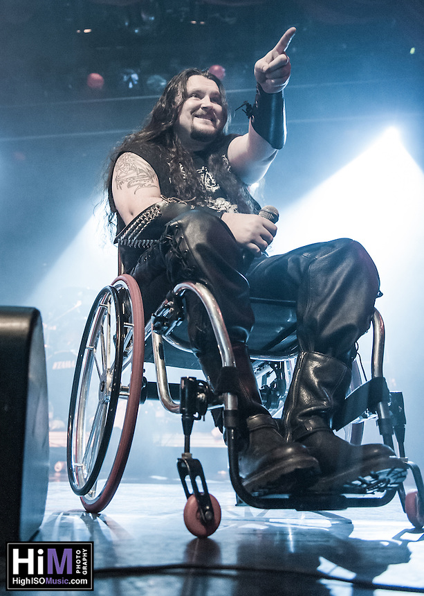 Possessed at Barge to Hell 2012