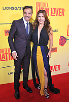 www.acepixs.com<br /> <br /> April 26 2017, LA<br /> <br /> Actor Eugenio Derbez and actress/wife Allesandra Rosaldo arriving at the premiere of 'How To Be A Latin Lover' at the ArcLight Cinemas Cinerama Dome on April 26, 2017 in Hollywood, California. <br /> <br /> By Line: Peter West/ACE Pictures<br /> <br /> <br /> ACE Pictures Inc<br /> Tel: 6467670430<br /> Email: info@acepixs.com<br /> www.acepixs.com
