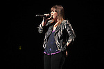 Kelly Clarkson performs at MGM Grand Theater at Foxwoods Casino on January 13, 2012.