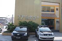 RIO DE JANEIRO, RJ, 21.05.2014 - GREVE POLICIA CIVIL - Vista da 27 Delegacia Policial no bairro da Penha regiao norte do Rio de Janeiro, nesta quarta-feira, 21. (Foto: Celso Barbosa / Brazil Photo Press).