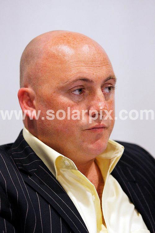 **ALL ROUND PICTURES FROM SOLARPIX.COM**.**WORLDWIDE SYNDICATION RIGHTS**.Audrey Fitzpatrick Mother  of missing Irish girl Amy Fitzpatrick 15 yrs attended a press conference today with her partner Dave Mahon in malaga Spain to offer a reward of 1,000000.00 Euros for the information leading to the discovery of her whereabouts. Amy went missing on the Costa del Sol new years day 2008...This pic: Dave Mahon..JOB REF:  11098      AB1       DATE:16.04.2010.**MUST CREDIT SOLARPIX.COM OR DOUBLE FEE WILL BE CHARGED**.**MUST NOTIFY SOLARPIX OF ONLINE USAGE**.**CALL US ON: +34 952 811 768 or LOW RATE FROM UK 0844 617 7637**