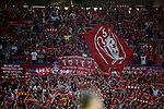Liverpool fans during UEFA Champions League match, Final Roundl between Tottenham Hotspur FC and Liverpool FC at Wanda Metropolitano Stadium in Madrid, Spain. June 01, 2019.(ALTERPHOTOS/Manu R.B.)