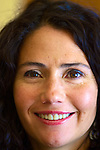 Jimena Turner is the director of marketing for the Catena Zapata vineyard in Mendoza, Argentina.