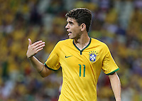 Brazil player Oscar