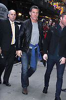 MAY 14 Josh Brolin at Good Morning America