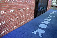 """LOS ANGELES - FEBRUARY 19: Atmosphere  at the red carpet event for FX's """"Atlanta Robbin' Season"""" at the Ace Theatre on February 19, 2018 in Los Angeles, California.(Photo by Frank Micelotta/FX/PictureGroup)"""