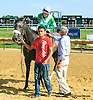 Share The Music winning at Delaware Park on 9/9/15