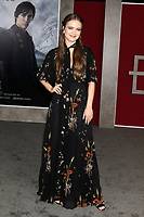 "LOS ANGELES - DEC 5:  Hera Hilmar at the ""Mortal Engines"" Los Angeles Premiere at the Village Theater on December 5, 2018 in Westwood, CA"