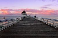 San Clemente Pier Orange County California